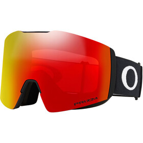 Oakley Fall Line XL Lunettes de ski Homme, matte black/prizm snow torch iridium